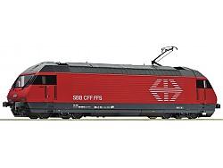 Elektrická lokomotiva 460 068-0, SBB (DCC, zvuk)