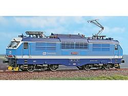 Elektrická lokomotiva 150 222, ČD analog