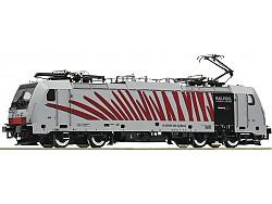 Elektrická lokomotiva 186 282-0 Railpool DB AG,Dcc+zvuk