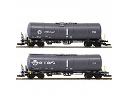 set 2 kotlových vozů ERMEWA CZ