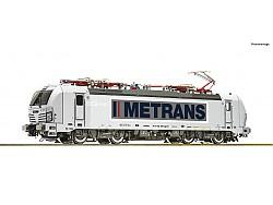 elektrická lokomotiva řady 383 METRANS Vectron