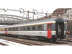Rychlíkový vůz 1. třídy Eurofima, SBB