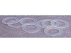 Bandáže na hnací kola Ø10,5mm  8ks