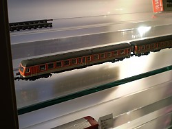 VT 614 + vložený vůz DB AG