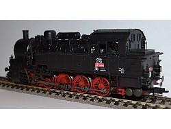 Parní lokomotiva ČSD 537